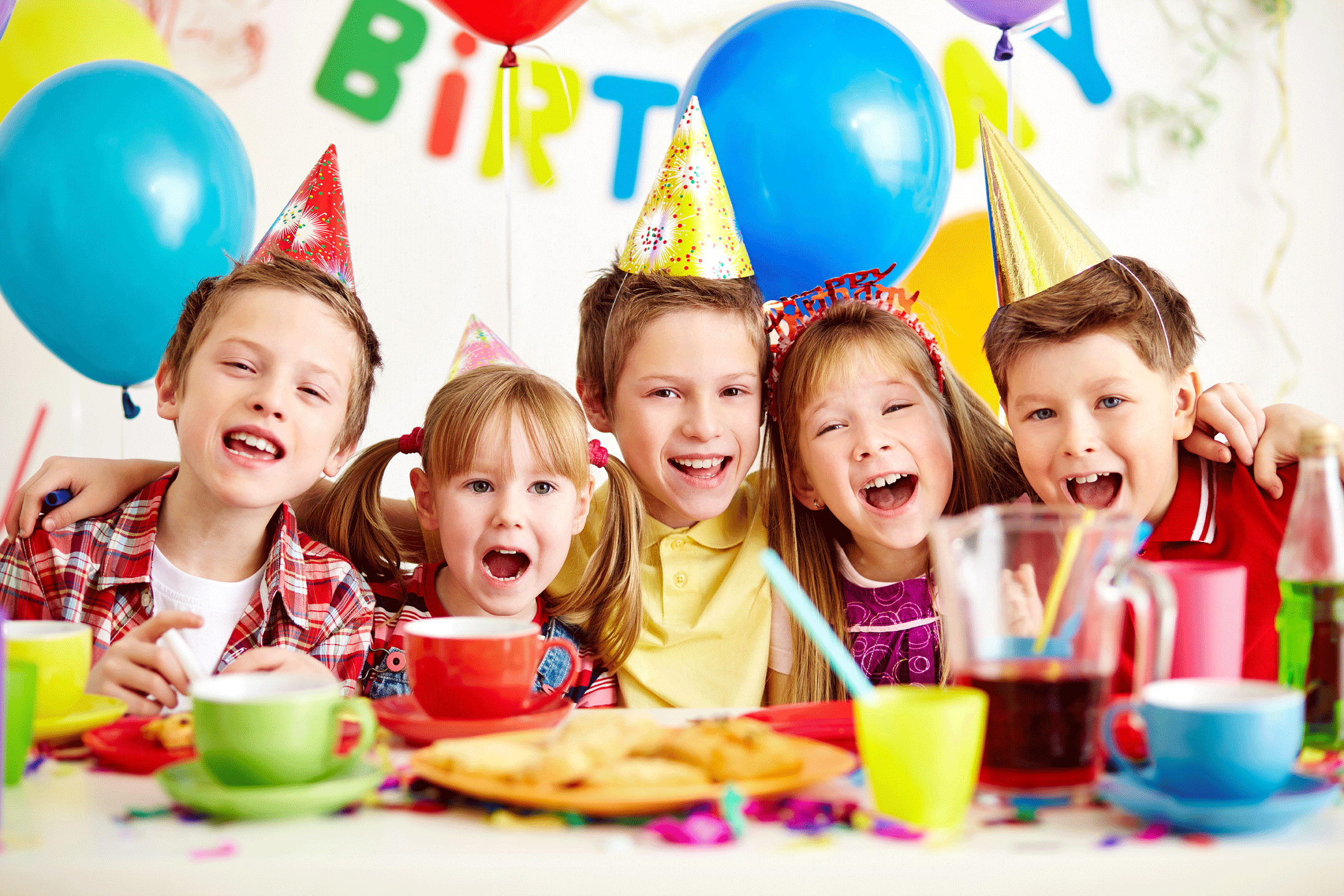 Planning Your Kid's Birthday Party