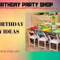 Top 5 Birthday Party Ideas