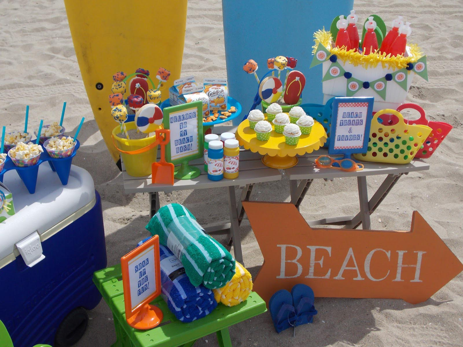 Beach Birthday Party – An Exhaustive Planning Guide
