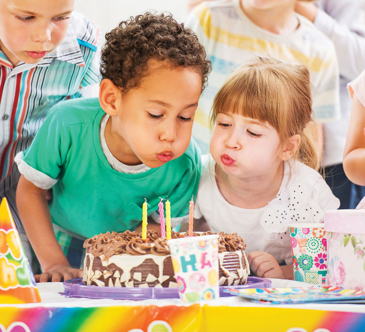 5 Things to Consider When Planning a Kids Birthday Party