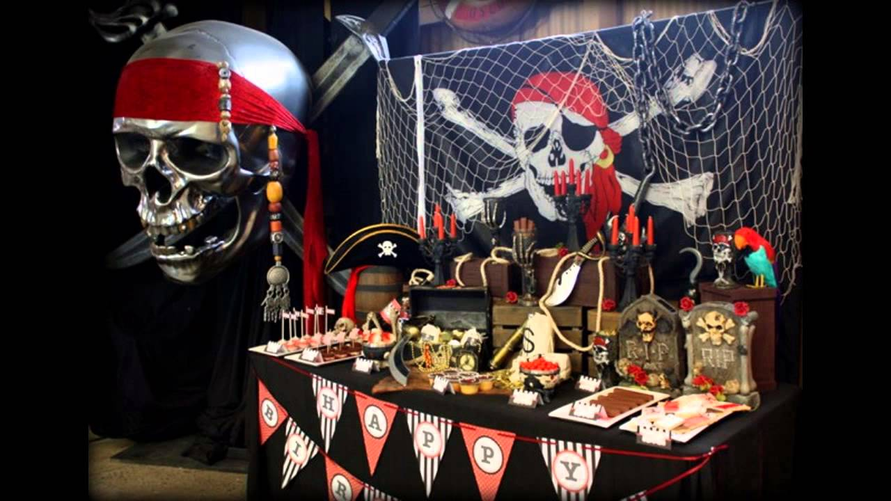 Need Birthday Party Ideas For Boys? A Pirate Birthday Party Theme May Be The Answer
