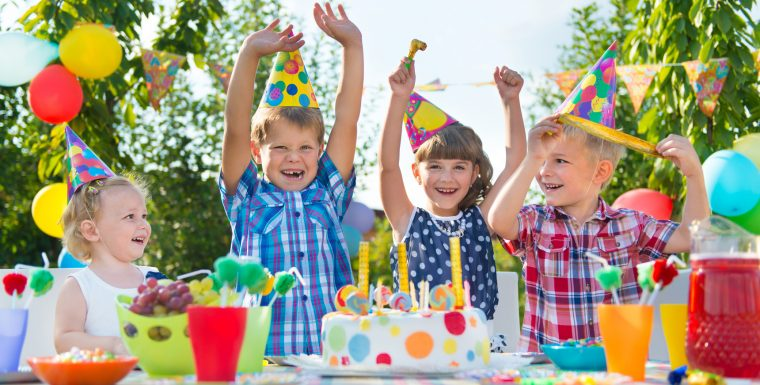 Kids Birthday Parties – How to Save Your Money